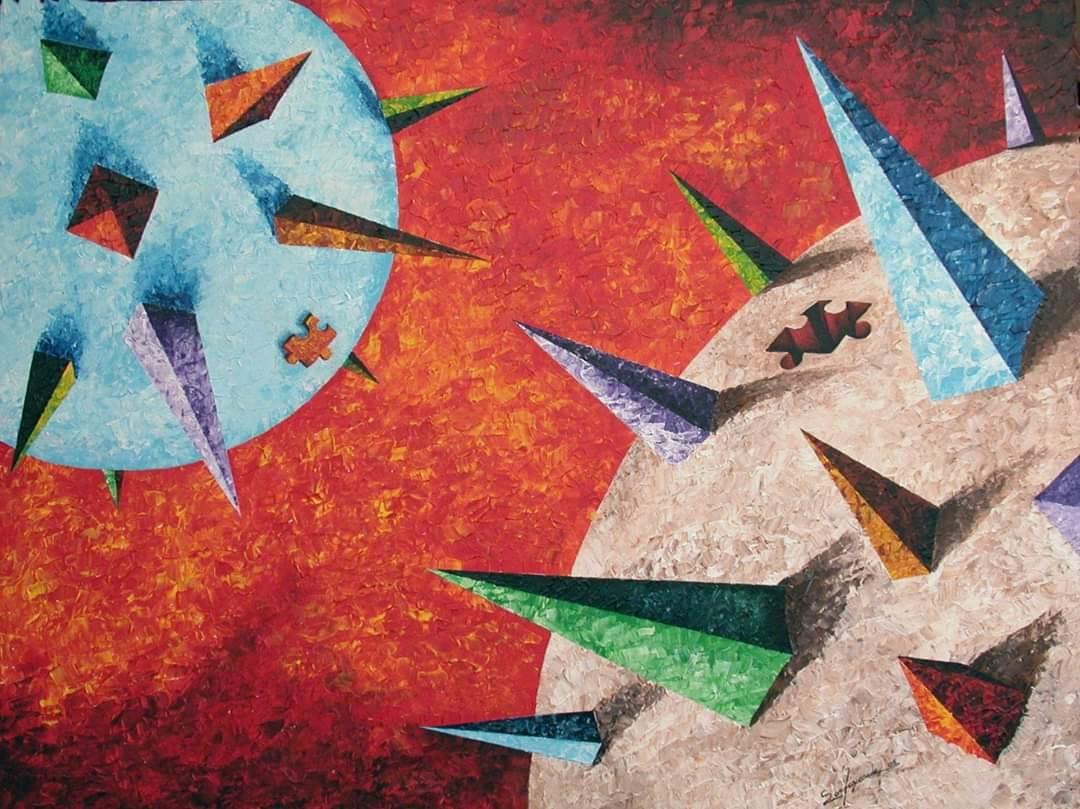 olio su tela 70 x 90 by Sergio Figuccia ©2009